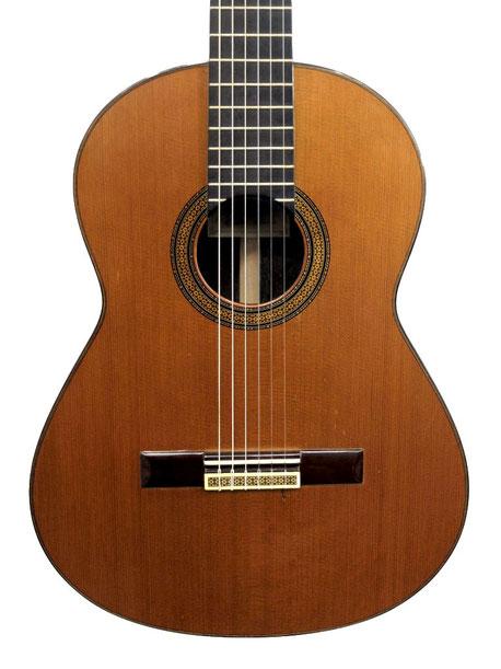 Manuel Contreras Guitare classique 1982