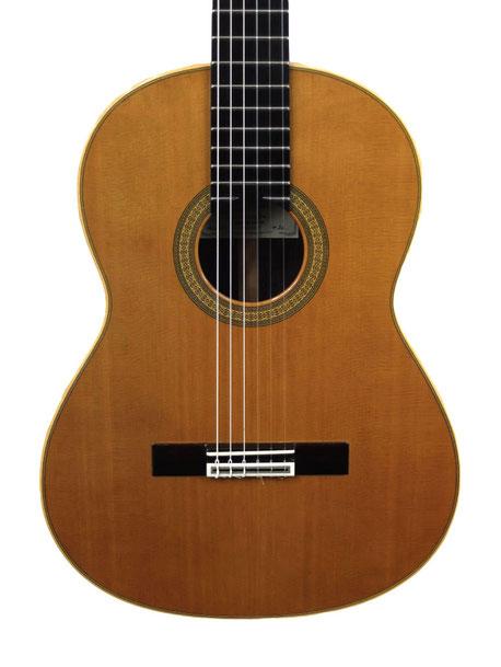 Guitare classique Teodoro Pérez, cèdre