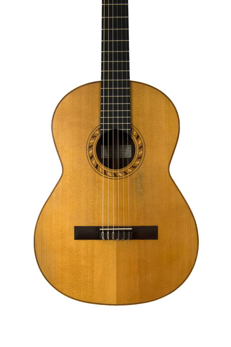 Olivier Fanton d'Andon guitare classique