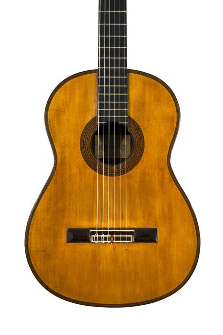 Francisco Simplicio guitare classique
