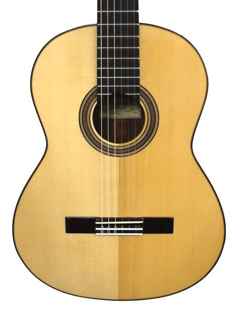Castellucia guitare de concert 2016