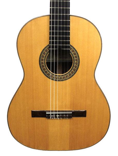 Daniele Chiesa guitare classique 2000