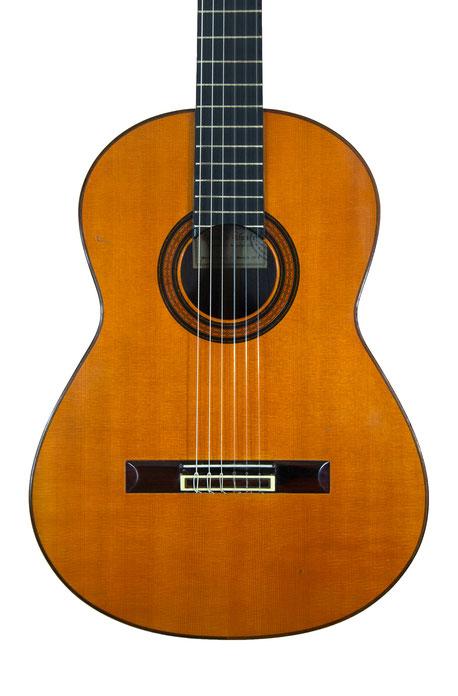 Guitare classique Lorenzo Alvarez