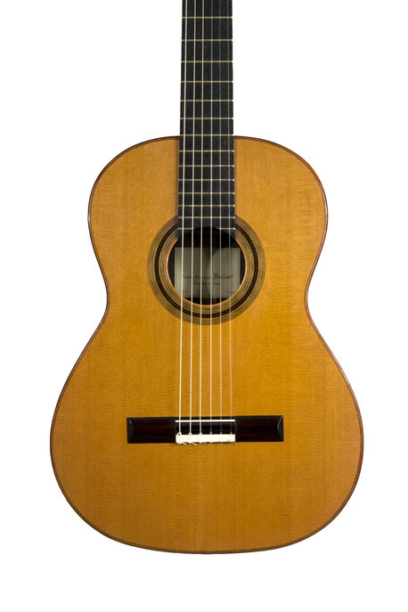 Guitare classique Pierre Alexandre Bellest