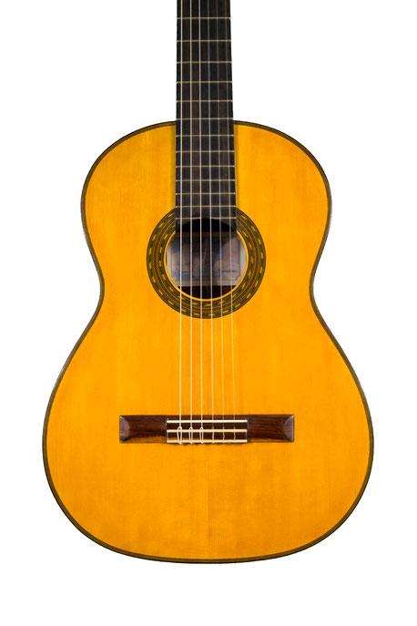 Hugo Robles guitare classique