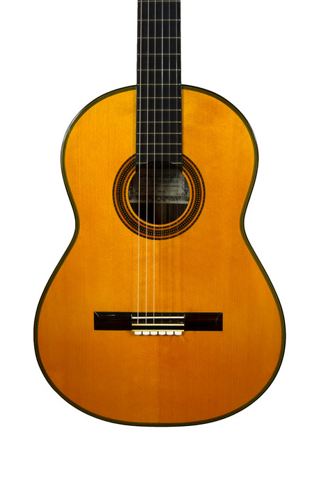 Guitare classique de concert Ryoji Matsuoka MH60