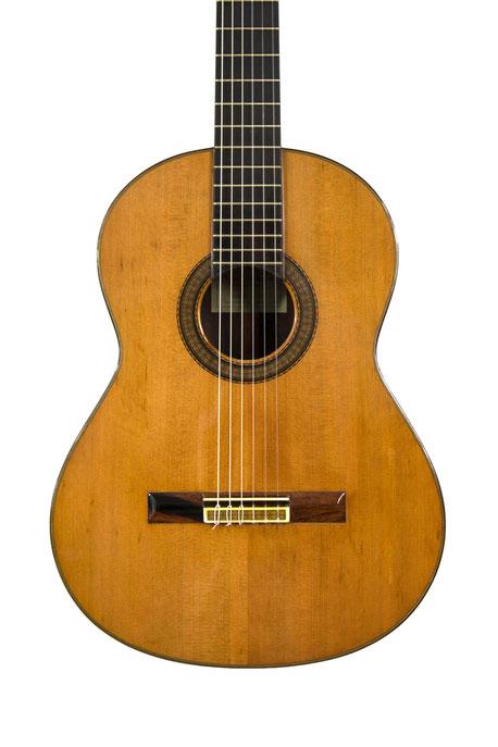 Ignacio Rozas guitare classique