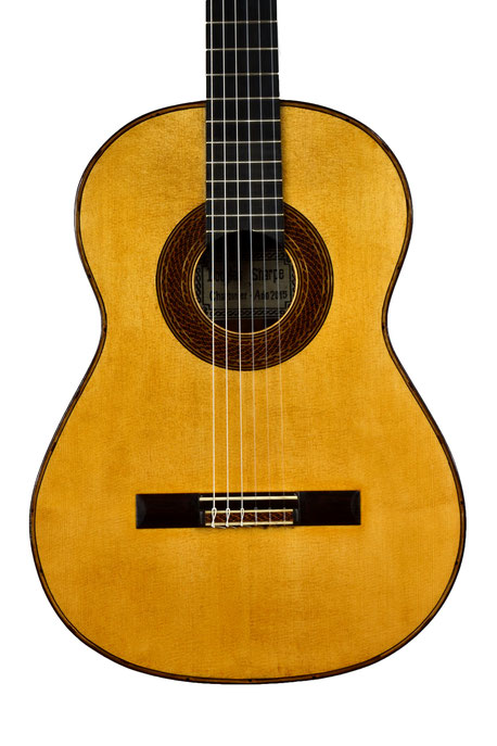 Douglas Sharpe guitare classique
