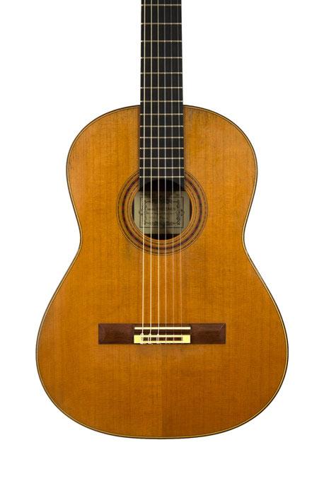 Guitare classique de concert Daniel Friederich
