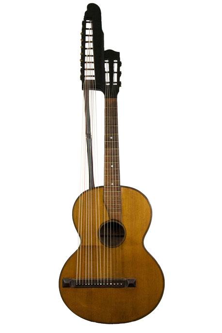 Guitare Harpe - guitare classique