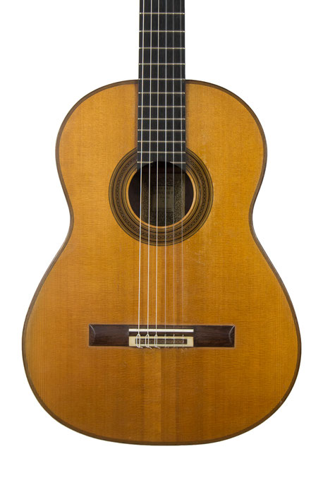 Guitare classique de concert Robert Bouchet