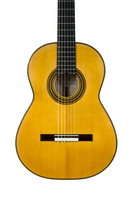 Guitare classique de concert Thomas Norwood