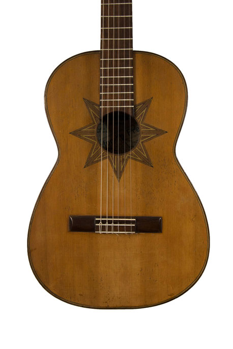 """Guitare classique Victor lo Presti """"la Victoria"""""""