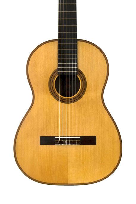 Guitare classique Pierre Abondance