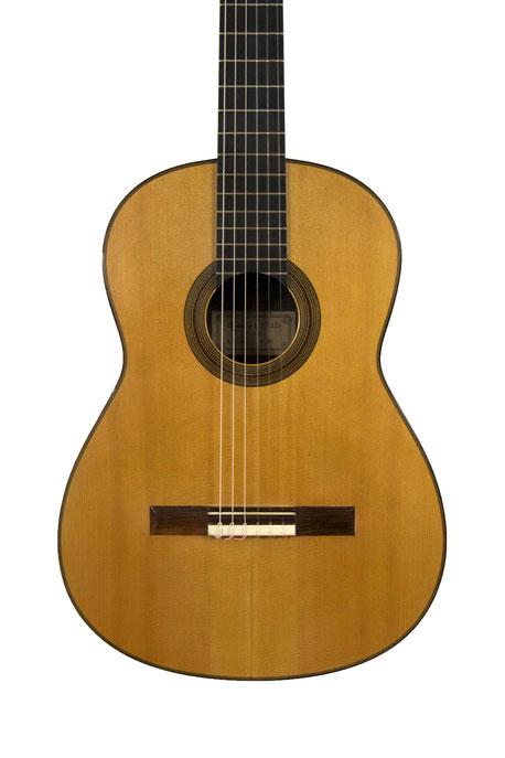 Dominique Field guitare classique