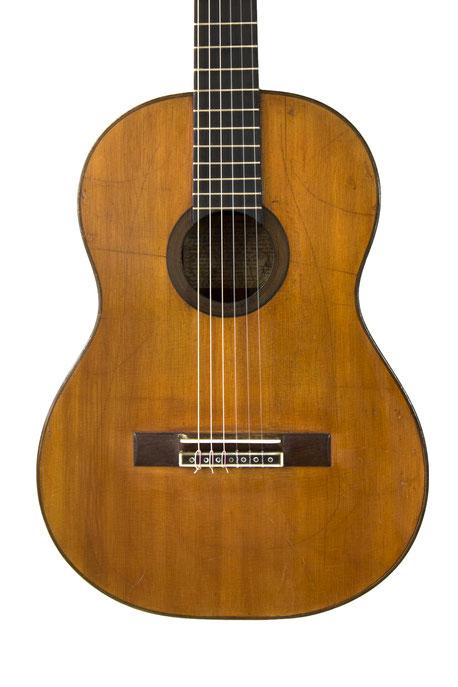 Guitare classique Rodolfo Camacho Viera