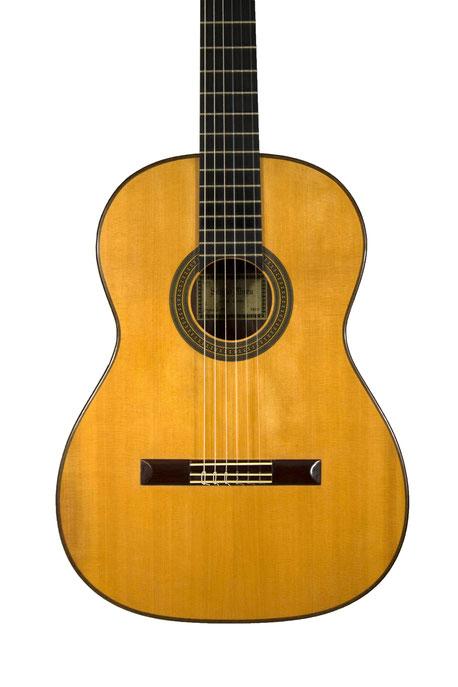 Guitare classique Sergio Abreu