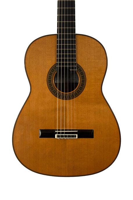 Vicente Carrillo guitare classique