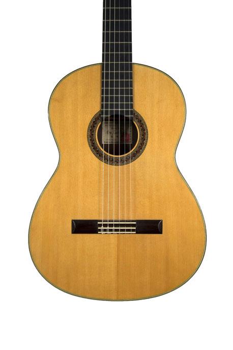Guitare classique de concert Om Tae Chang
