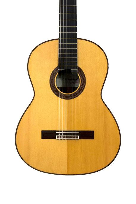 A Burguet guitare classique