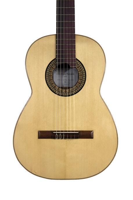 Guitare classique  Cristian Bordon