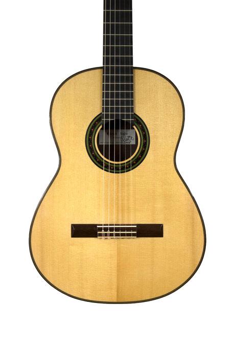 Kazuo Sato guitare classique