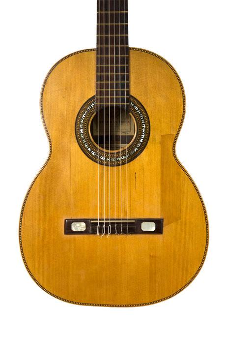 Guitare classique de concert Antonio de Lorca