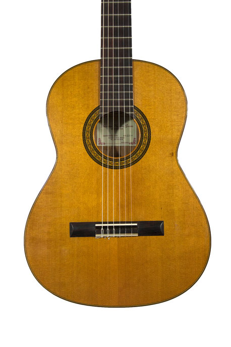 Guitare classique Francisco Navarro