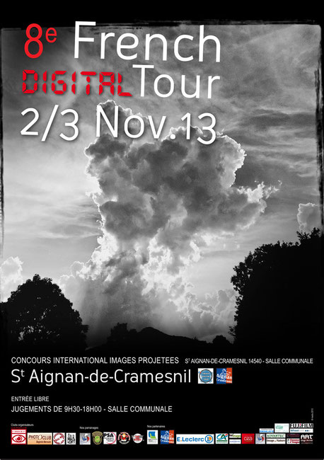 8e French Digital Tour 2013