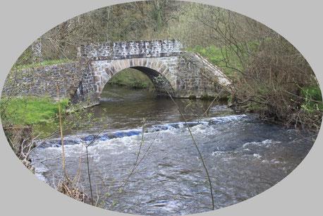 La Semme au pont du Marandin