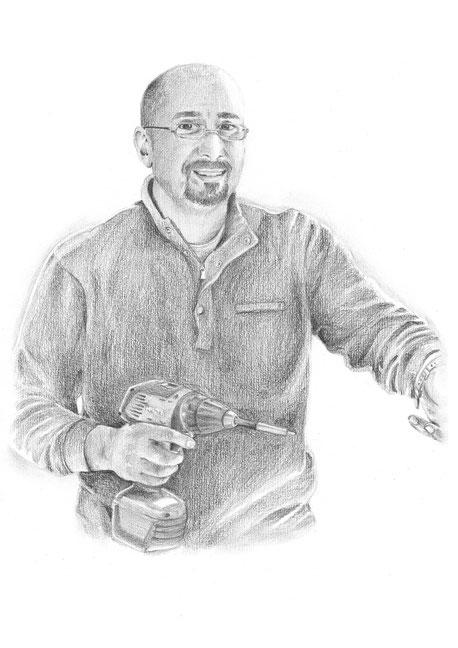 Nina Georgiev drawing