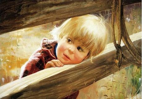 Niño inocencia aborto
