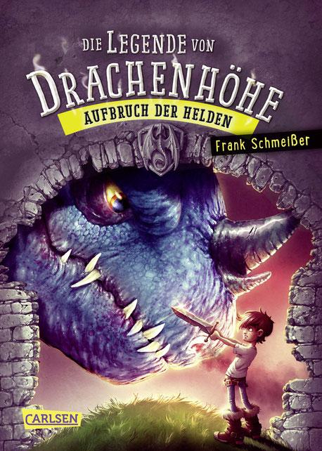 Die Legende von Drachenhöhe Band 2 10|2016 CARLSEN