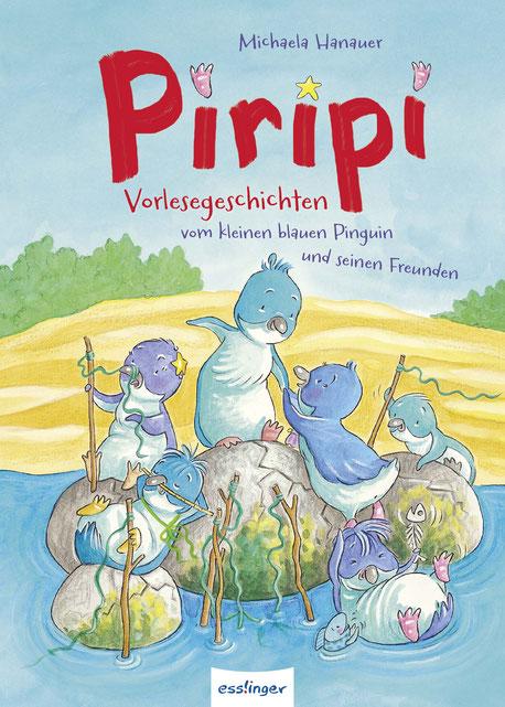 Piripi – Vorlesegeschichten 03|2018 Esslinger