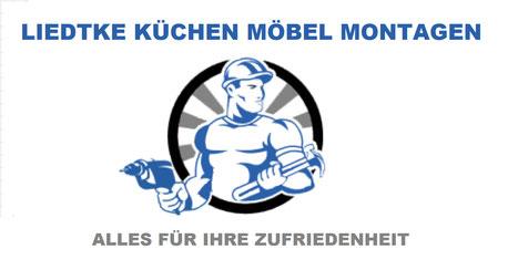LIEDTKE KÜCHENMONTAGE MÖBEL TISCHLER MONTAGEN HANNOVER KÜCHEN ...   {Küchen aktuell logo 81}