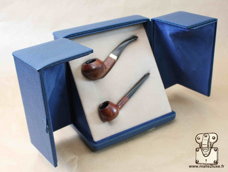 ecrin a pipes Louis Vuitton ouvert made in france