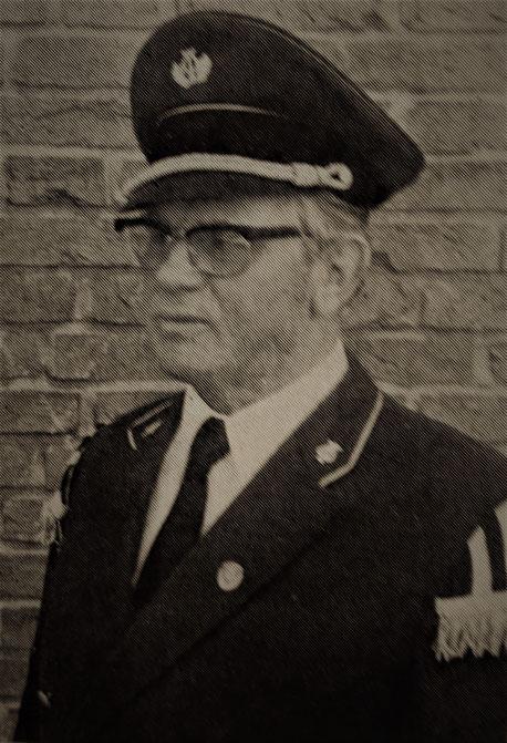 Josef Jansen, Ehrendirigent Musikverein Birgden