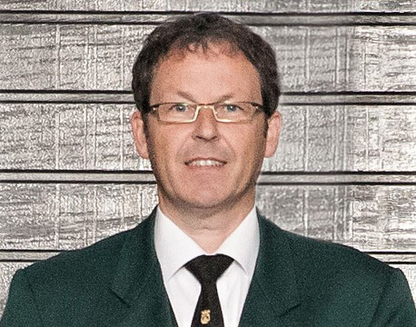 Harald Pelters, Ehrenvorsitzender Musikverein Birgden
