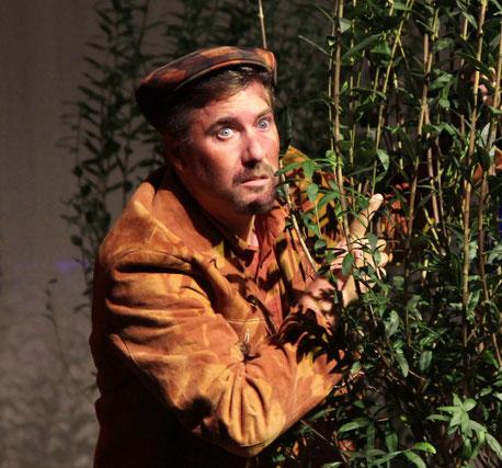 Bild mit Thomas Leu in der Rolle als Junker Spärlich
