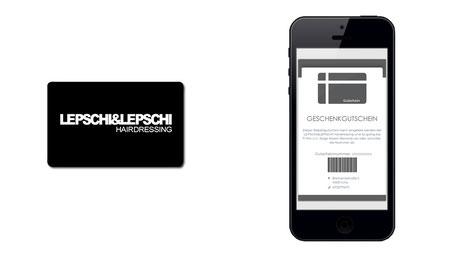 Geschenkkarten von Lepschi&Lepschi Hairdressing Linz