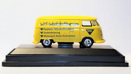 VW T1 Kasten, Wessels+Müller