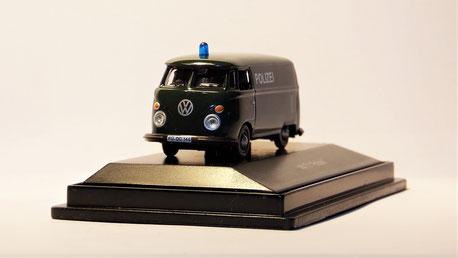 VW Bulli Polizei,Schuco