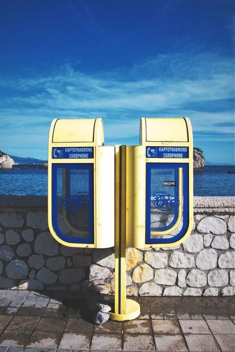 bigousteppes cabine telephone parga