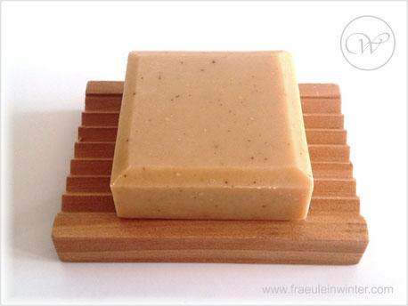 "Seife ""Mandel & Mandelmilch"" - handmade soap"
