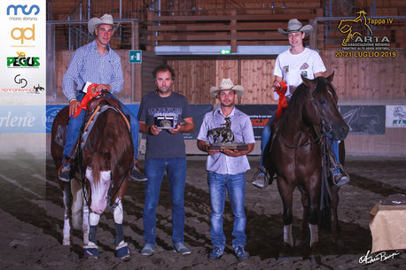 Giongo Roberta e Ruggeri Max - Arta Night Trophy Open