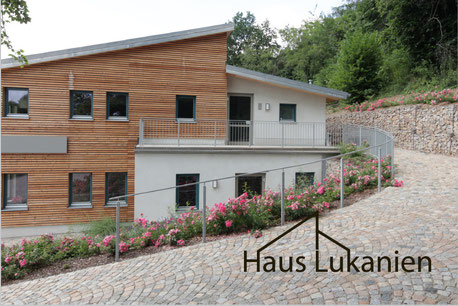 HAUS LUKANIEN | Corporate Design, Web