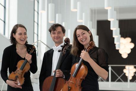 Jaffé-Trio Hannover, Konzerte, NDR, Oper