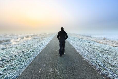 Marcher avec la foi