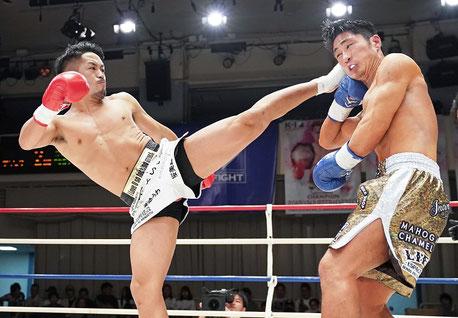 K-1  KRUSH  FIGHT.106 湘南格闘クラブ 大岩翔大選手