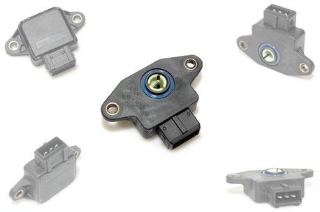 Opel Sintra Drosselklappen Sensor